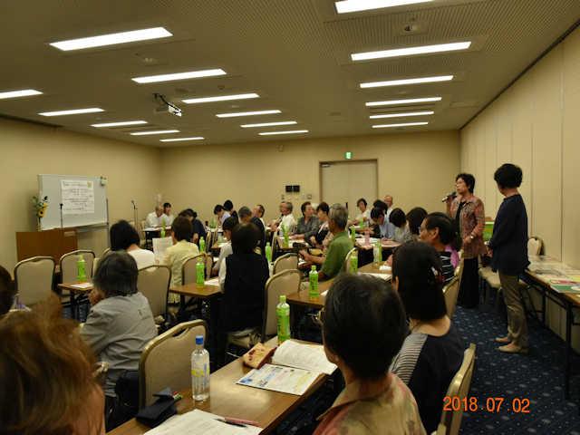 活動10年目の勉強会「これからの活動に向けて」(傾聴ボランティア「ネットワー ク川崎」)