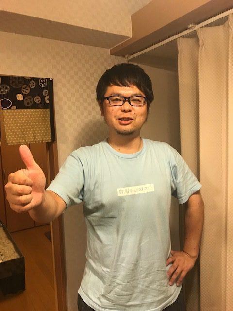 新村慶太さんの顔写真
